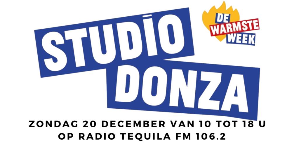 De warmste week op Tequila Studio Donza